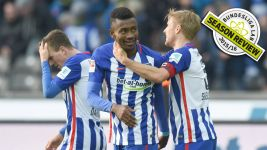 Season review: Hertha Berlin
