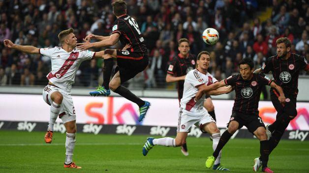 NГјrnberg Frankfurt Relegation