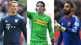 Bundesliga European Dream Team Battle: Goalkeepers