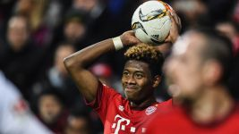 Alaba: 'Titles drive us'