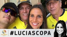 #LuciasCopa: Hollywood secrets