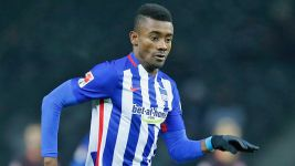 Kalou 'very happy at Hertha'