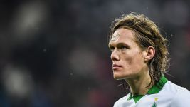 Vestergaard focused