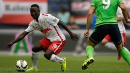 Keita: 'I want to become Africa's best player'