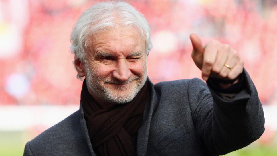 Bundesliga Interview Mit Rudi Voller Naturlich Sehnt Man Sich Nach Einem Titel Bayer 04 Leverkusen