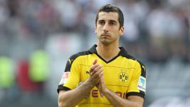 Mkhitaryan set to move to Manchester