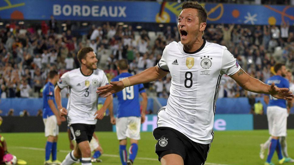 410b1740ae8 Bundesliga | EURO 2016: Germany vs Italy quarter - live!