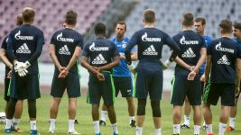 New-look Schalke taking shape