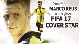 Reus to star on FIFA 17 cover?