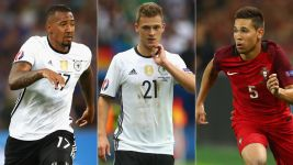 Bundesliga trio honoured