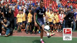 World Tour: Los Azules Reales viajaron a China