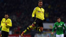 Götze returns to Dortmund