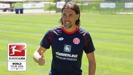 Mainz upbeat after Colorado stay