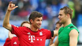 Müller and Neuer in contention for top accolade