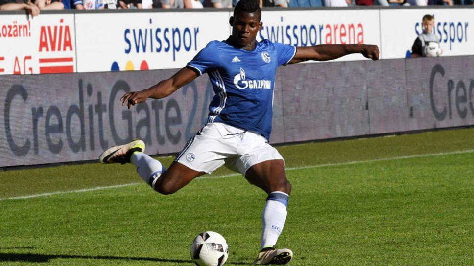 Embolo Schalke 04
