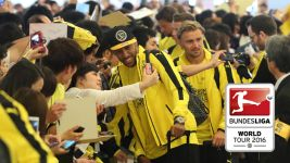 Dortmund head to China