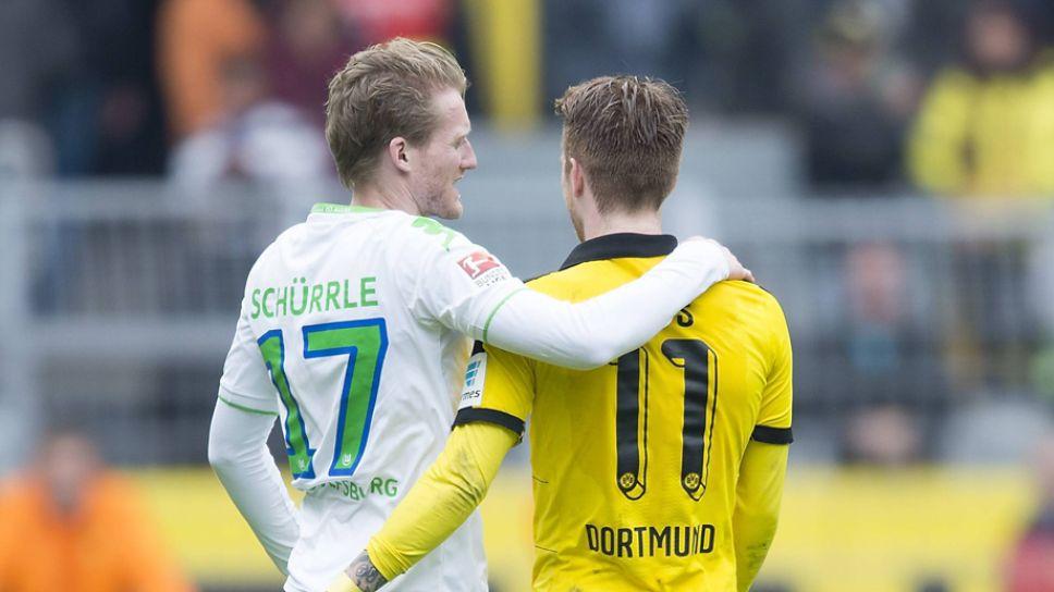 Wolfsburg Gegen Dortmund 2021