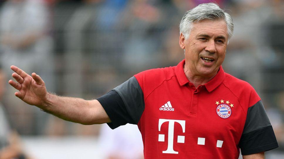 Ancelotti Bayern