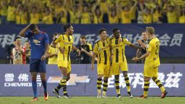 Dortmund shine in Shanghai