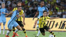 Dortmund lose to Man City - As it happened