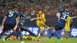 Pulisic lauds Dortmund's tour of China