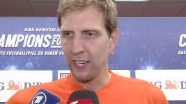 Nowitzki predicts Bayern and Dortmund battle