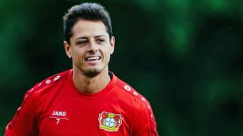 Chicharito exclusive