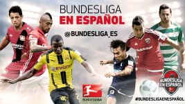 Bundesliga in Spanish