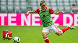 Lahm: it's about time we won the Supercup