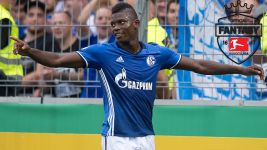 Embolo makes an impression