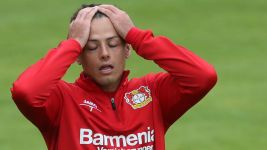 Chicharito injury blow