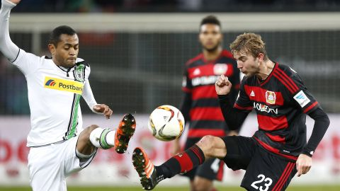 Gladbach and Leverkusen set for showdown