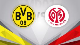 New-look Dortmund face Mainz test