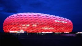 Hi-tech uprade for Bayern's Allianz Arena