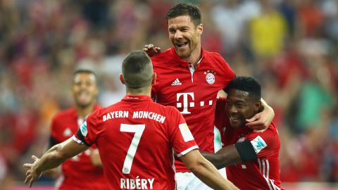 Bayern delight at opening win