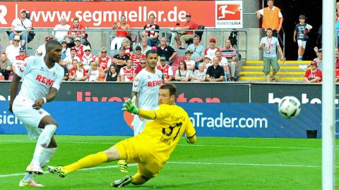 Previous meeting: Köln 2-0 Darmstadt