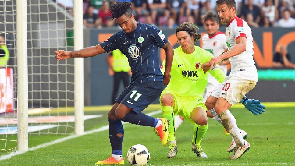 Bundesliga   Bundesliga Matchday 1   FC Augsburg 0-2 VfL Wolfsburg   Report