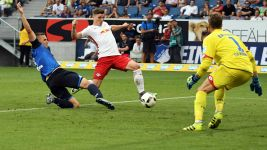 Leipzig draw at Hoffenheim on Bundesliga debut