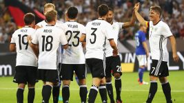 Germany beat Finland on Schweinsteiger farewell