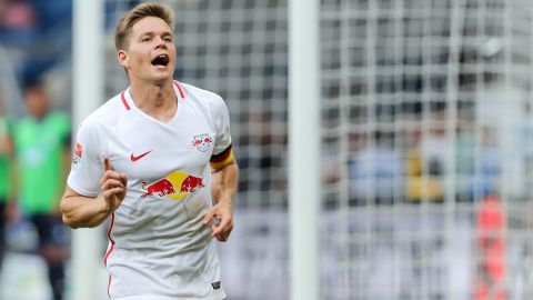 Leipzig captain Kaiser bullish