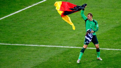Neuer named Germany captain