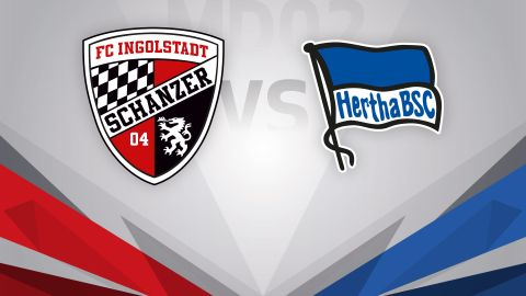 Ingolstadt eye first win against Hertha