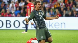 Germany cruise past Norway