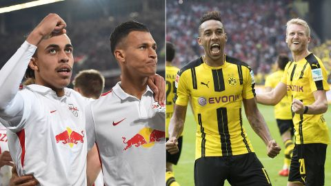 A century apart: newboys Leipzig ready to host BVB