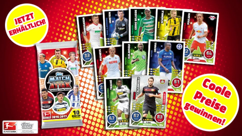 Gewinnspiel Bundesliga