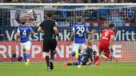 Schalke 0-2 Bayern - As it happened