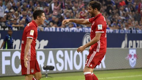 Lewandowski: 'Patience was key'