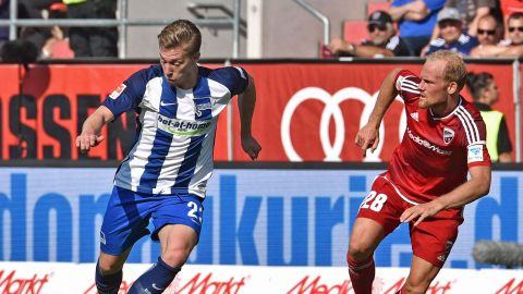 Previous meeting: Ingolstadt 0-2 Hertha