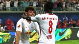 Debutants' delight for Leipzig