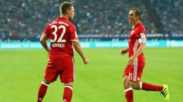 Watch: Joshua Kimmich records Bundesliga century